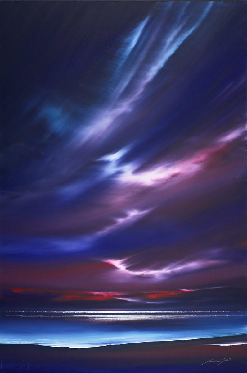 Mauve Sky II